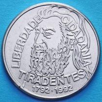 Бразилия 5000 крузейро 1992 год.