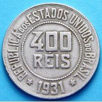 Бразилия 400 рейс 1931 год.