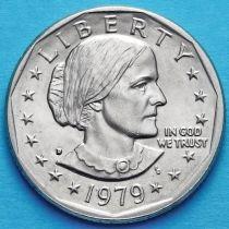 США 1 доллар 1979 год. Сьюзен Энтони. D