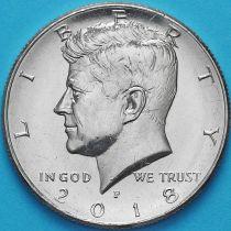 США 50 центов 2018 год. Р. Кеннеди.