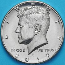 США 50 центов 2019 год. Р. Кеннеди.