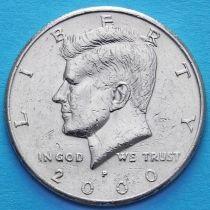 США 50 центов 2000 год. P. Кеннеди.