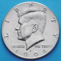 США 50 центов 1994 год. P. Кеннеди.