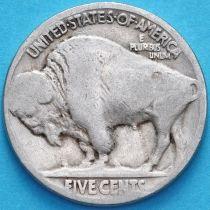 США 5 центов 1919 год.