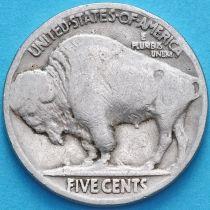 США 5 центов 1920 год.