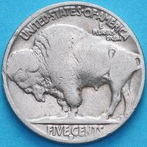США 5 центов 1934 год. D