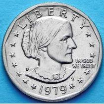 США 1 доллар 1979 год. Сьюзен Энтони. P