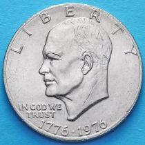 США 1 доллар 1976 год. 200 лет независимости США.