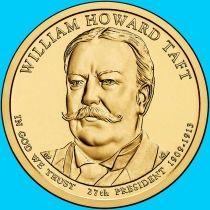 США 1 доллар 2013 год. Уильям Говард Тафт. Р.