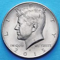 США 50 центов 2015 год. Р. Кеннеди