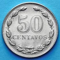 Аргентина 50 сентаво 1941 год.