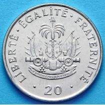 Гаити 20 сантим 1995 год