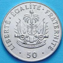 Гаити 50 сантим 2011 год