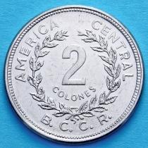 Коста Рика 2 колона 1982-1983 год.