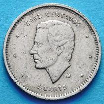 Доминиканская Республика 10 сентаво 1983 год.