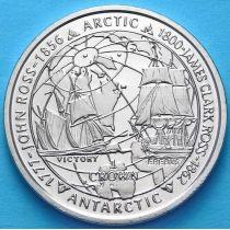 Фолклендские острова 1 крона 2006 год. Джон Росс