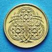 Монета Гайаны 1 цент 1992 год.