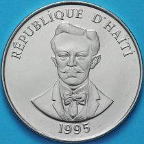 Гаити 50 сантим 1995 год.