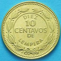 Гондурас 10 сентаво 2006 год.