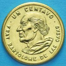 Гватемала 1 сентаво 1994-1995 год.
