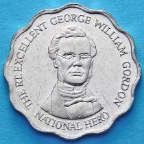 Ямайка 10 долларов 1999 год. Джордж Гордон