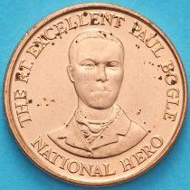 Ямайка 10 центов 2008 год.