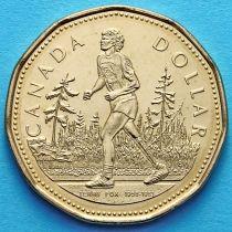 Канада 1 доллар 2005 год. Марафон надежды.