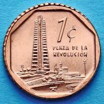 Куба 1 сентаво 2016 год.