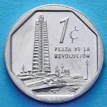Куба 1 сентаво 2001 год.