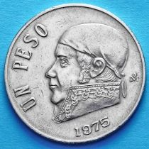 Мексика 1 песо 1971-1981 год. Хосе Морелос