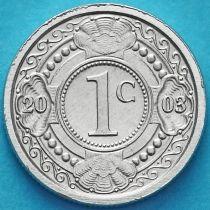 Нидерландские Антилы 1 цент 2003 год.