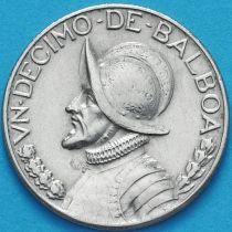 Панама 1/10 бальбоа 1970 год.