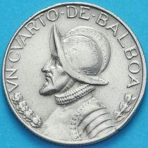 Панама 1/4 бальбоа 1970 год.