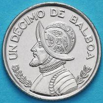 Панама 1/10 бальбоа 2018 год.
