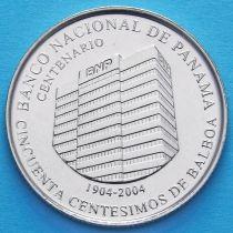 Панама 50 сентесимо 2009 год. Национальный банк.