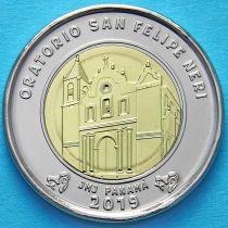 Панама 1 бальбоа 2019 год. Оратория святого Филиппа Нери.