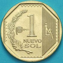 Перу 1 новый соль 2014 год.