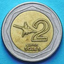 Перу 2 соля 2007 год.