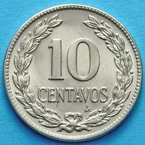 Сальвадор 10 сентаво 1985 год.