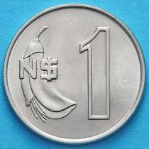 Уругвай 1 песо 1980 год.
