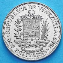 Венесуэла 2 боливара 1989, 1990 год.