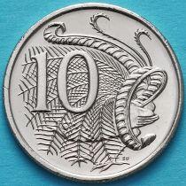 Австралия 10 центов 2004-2005 год.