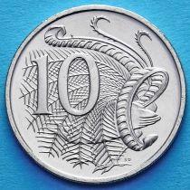 Австралия 10 центов 2016 год. Юбилейная монета.