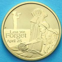 Австралия 1 доллар 2012 год. День АНЗАК. Сестры милосердия.