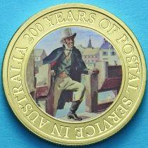 Австралия 1 доллар 2009 год. Почта Австралии.