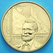 Австралия 1 доллар 2013 год. Людвиг Лейхгардт.