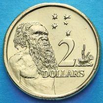 Австралия 2 доллара 2016 год. Юбилейная монета.
