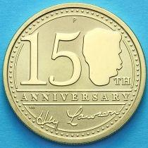 Австралия 1 доллар 2017 год. Генри Лоусон.