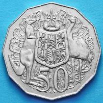 Австралия 50 центов 1978 год.