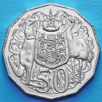 Австралия 50 центов 2016 год. Юбилейная монета.